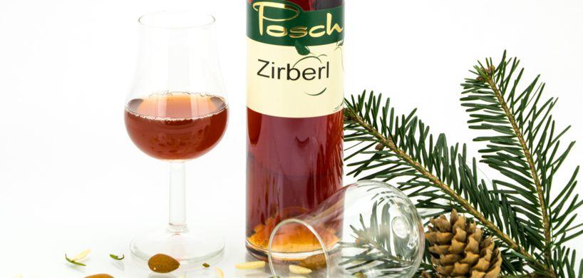 Zirben-Edelbrand