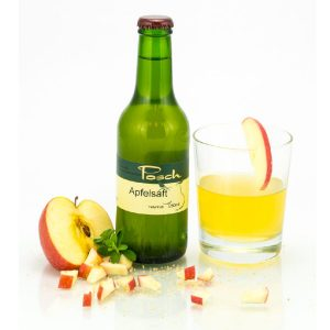 Apfelsaft naturtrüb 250ml